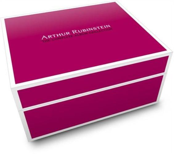 Arthur Rubinstein: The Complete Album Collection [142CDs Box Set] - 2012, MP3