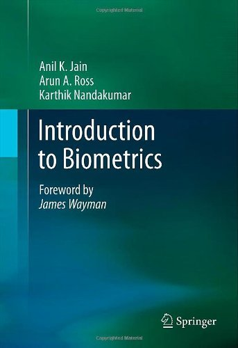 an introduction to the analysis of biometric system