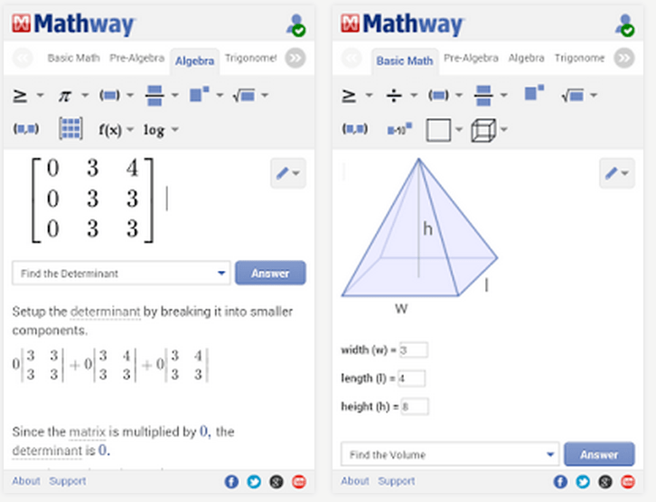 Download Mathway - Math Problem Solver v2.3.4 Free - SoftArchive on