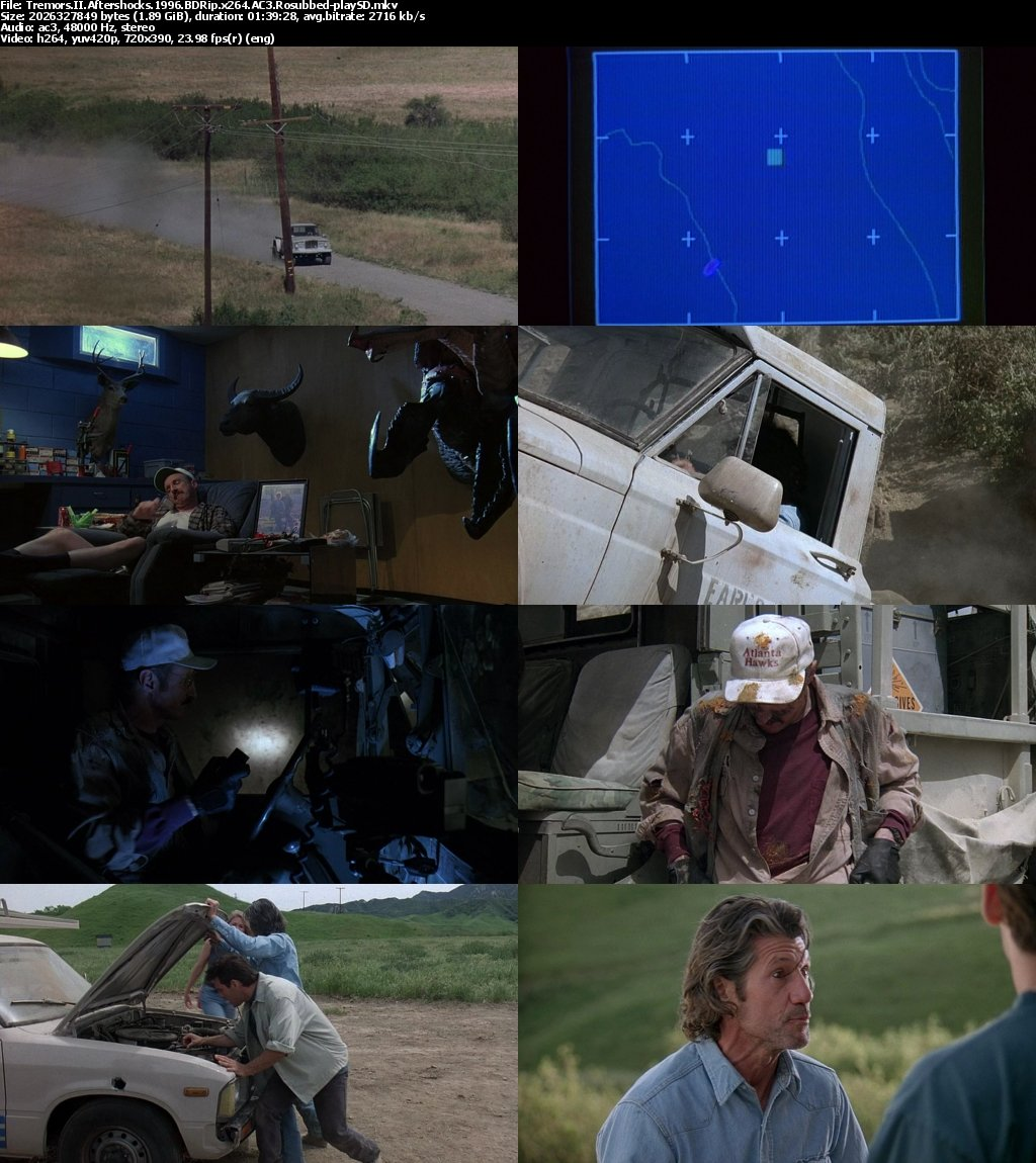 Download Tremors II Aftershocks 1996 BDRip x264 AC3 Rosubbed-playSD - SoftArchive