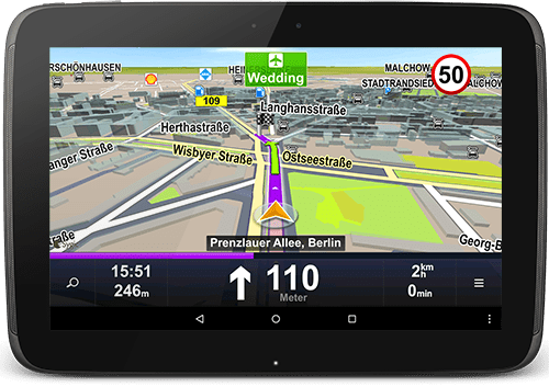 Sygic GPS Navigation 17.0.3
