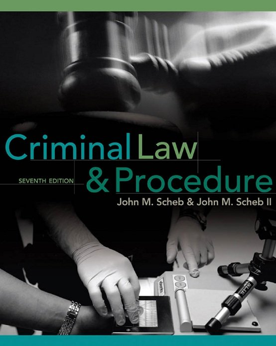 law and criminality