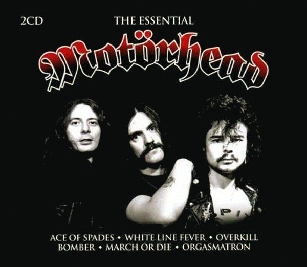 Download Motörhead - The Essential (2007) MP3 - SoftArchive
