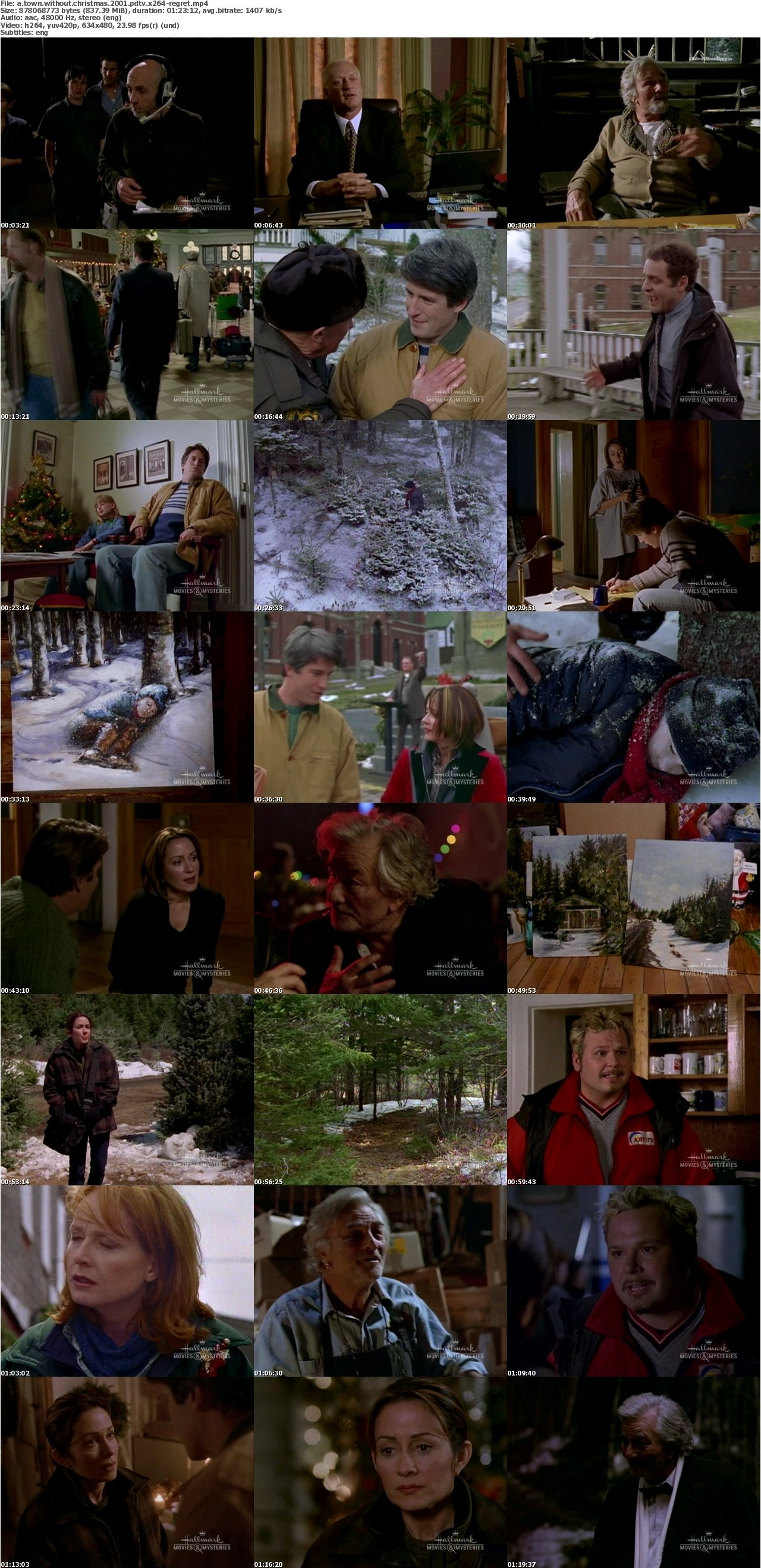 A Town Without Christmas.Download A Town Without Christmas 2001 Pdtv X264 Regret