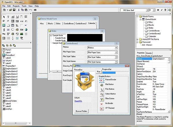 Download OpenDCL Studio 8 0 1 0 / 8 0 3 0 Development - SoftArchive