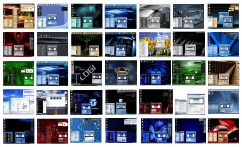 Download Windows XP Themes Collection 2015 - SoftArchive