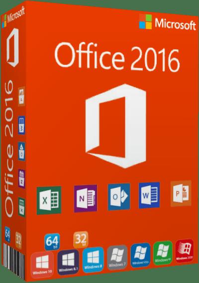 Microsoft Office 2016 ProPlus VL Multi-17 Feb 2017 (x86/x64)