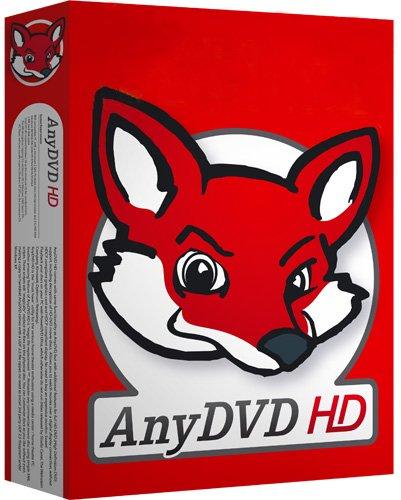 RedFox AnyDVD HD 8.1.3.0 Multilingual