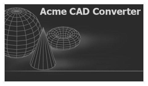 Acme CAD Converter 2017 8.8.7.1468 Multilingual