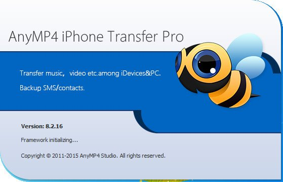 AnyMP4 iPhone Transfer Pro 8.2.16 Multilanguage Portable