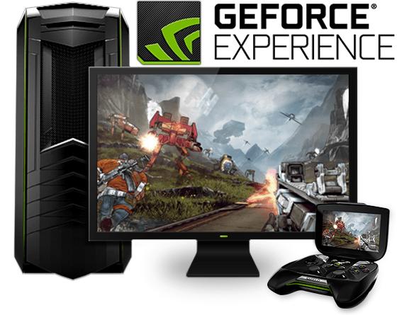 NVIDIA GeForce Experience 3.9.0.61