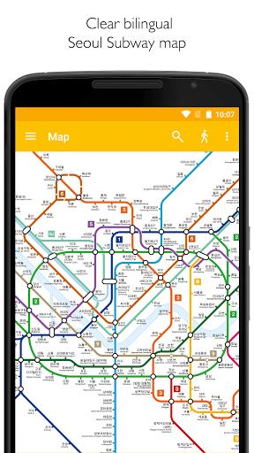 Seoul Metropolitan Subway Map Download.Download Seoul Metro Subway Map Route V1 0 1 Adfree Softarchive
