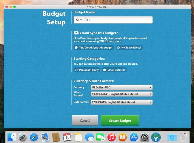 Download You Need A Budget (YNAB) 4 3 817 MacOSX - SoftArchive
