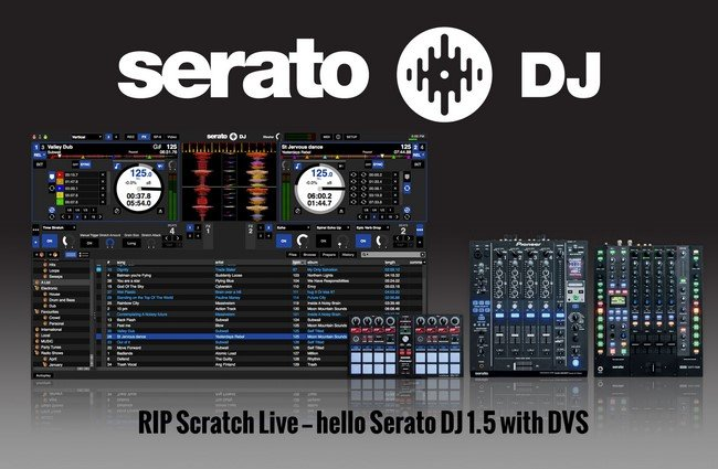 serato dj 1.9.6 system requirements