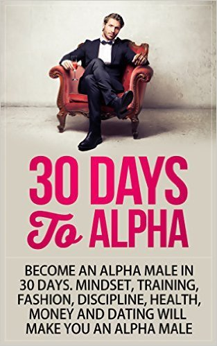 how to become an alpha male pdf