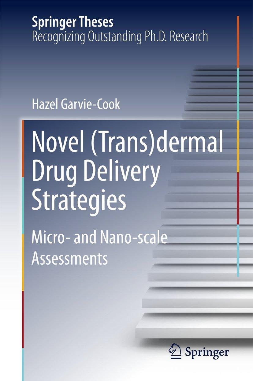 transdermal drug delivery system thesis