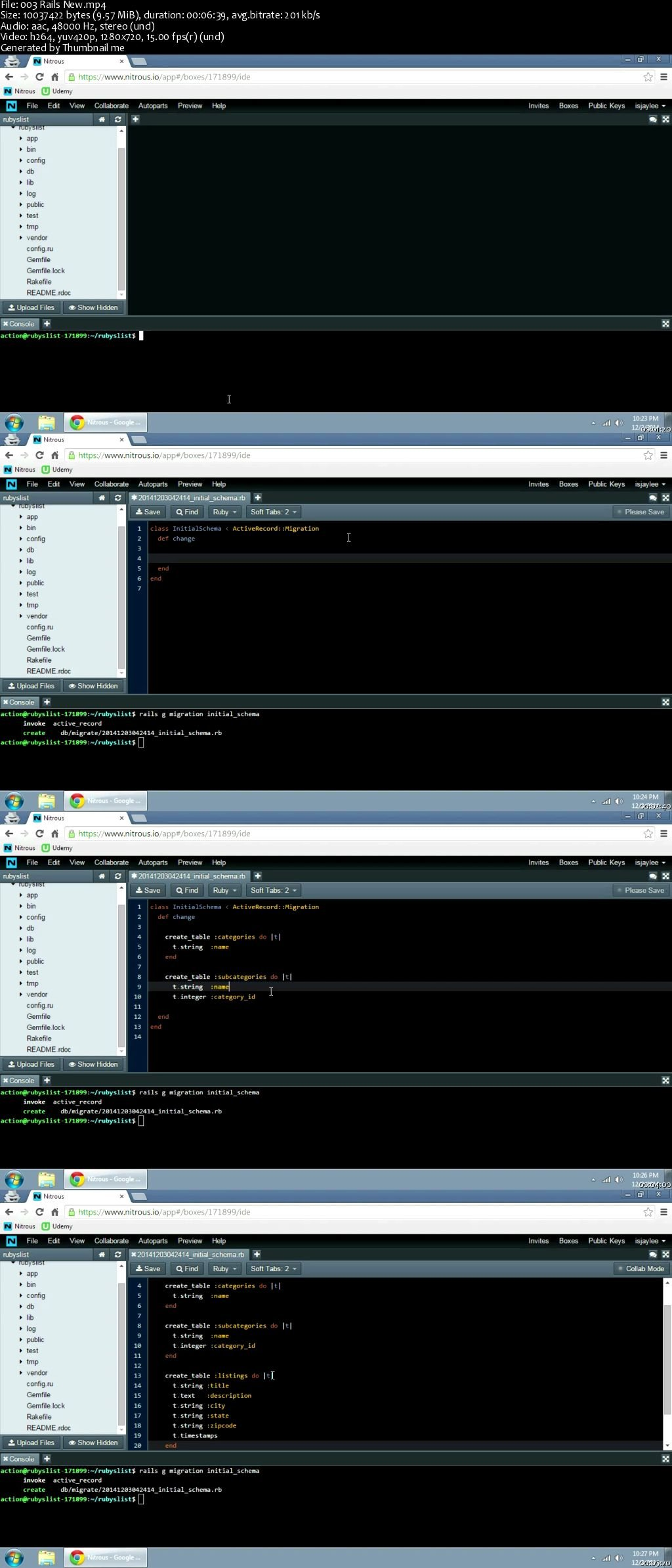 Download Learn Ruby on Rails - Build a Craigslist Clone