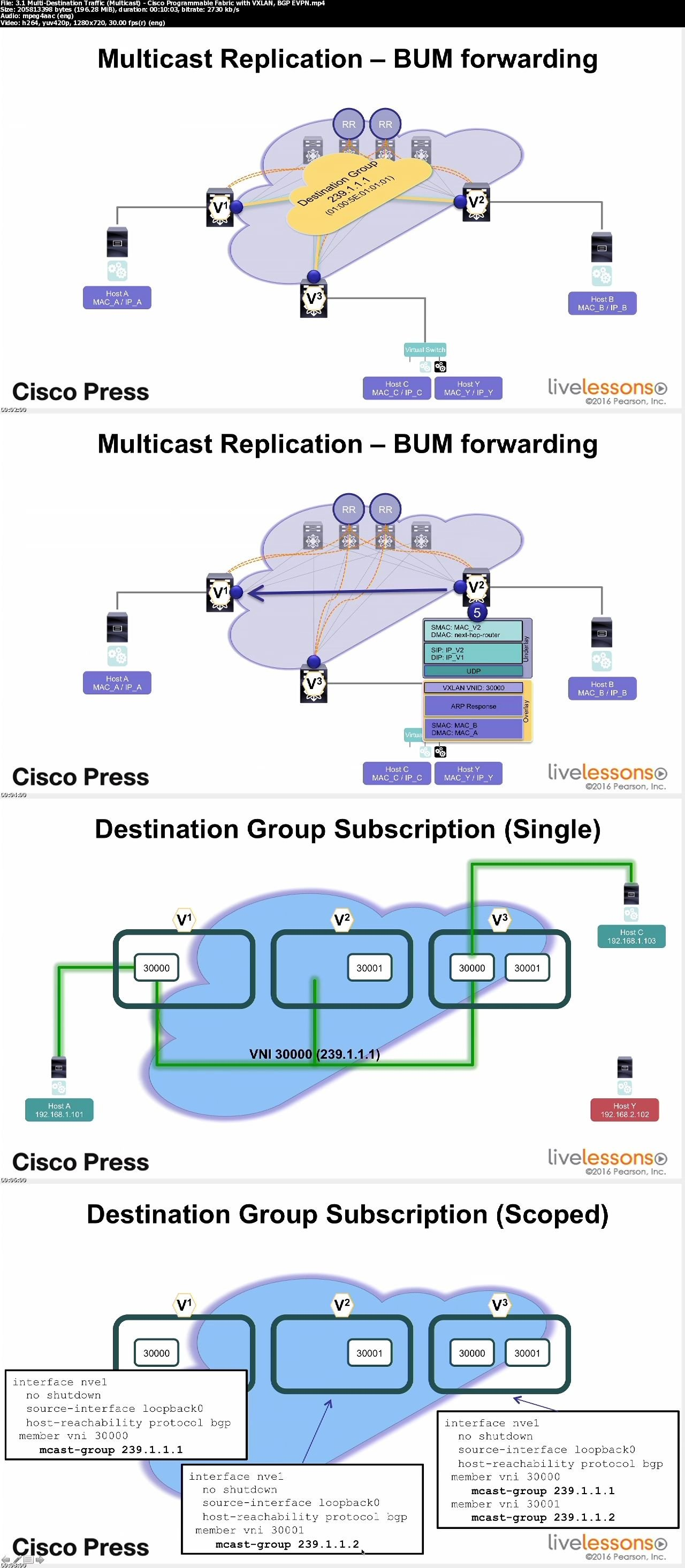 Download Cisco Programmable Fabric Using VXLAN with BGP EVPN