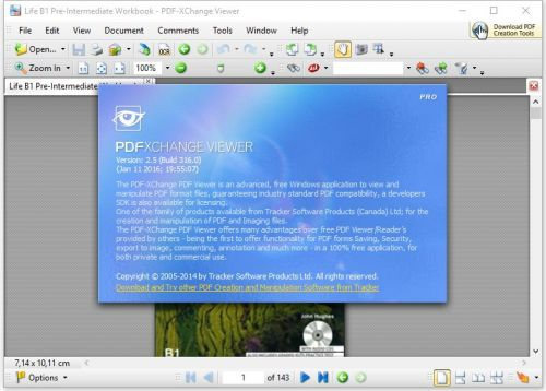 pdf xchange viewer pro serial