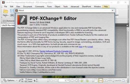 how to grayscale my pdf xchange editor