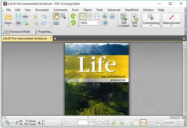 PDF-XChange Editor Plus 6.0.322.7 Multilingual + (Portable)