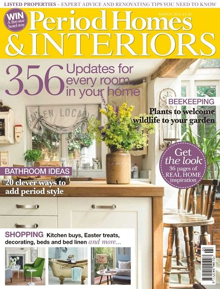 Download Period Homes Interiors March 2016 True Pdf Softarchive