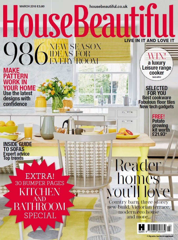 Download House Beautiful Uk March 2016 Softarchive