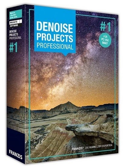Franzis DENOISE Projects Professional 1.21.02653
