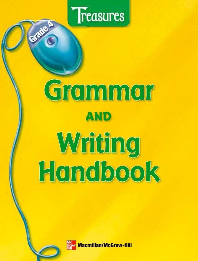 Treasures Grammar Practice Grade 4