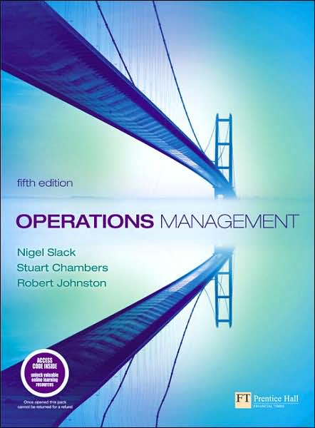 a course on operations management Executive education and management training courses, seminars and workshops in usa ceo management classes in las vegas, new york (nyc), miami, san francisco, los angeles, houston, and wahsington, dc.