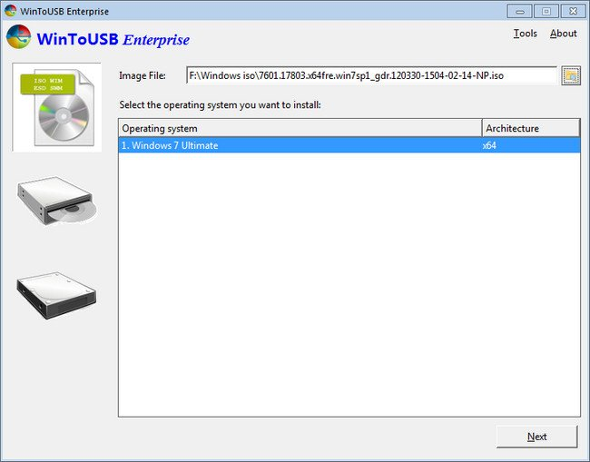 WinToUSB Enterprise 3.9 Multilingual Portable