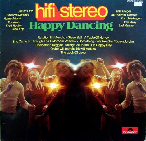 VA - Hifi Stereo ~ Happy Dancing (1972)