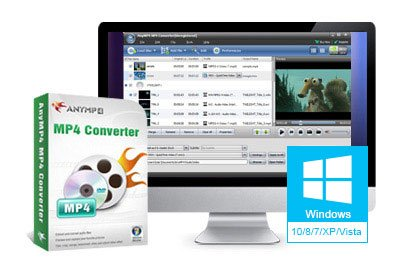 AnyMP4 MP4 Converter 7.2.18 Multilingual Portable