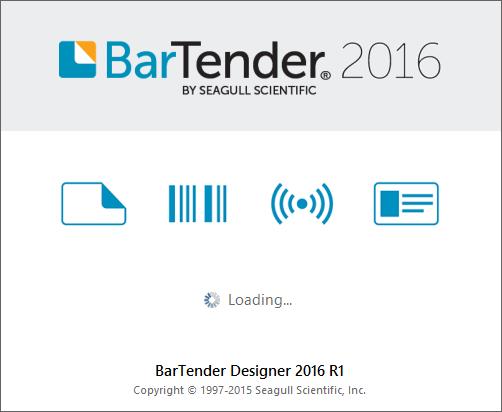 BarTender Enterprise Automation v2016 11.0.5.3132