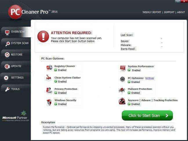 Pc cleaner pro 2018 license keys and setup free download ycracks.