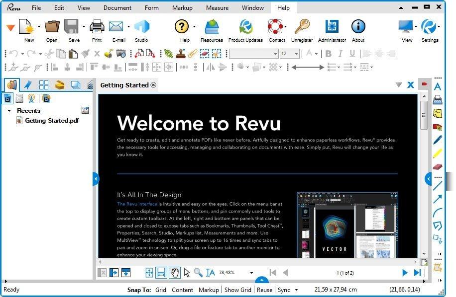 Download Bluebeam Revu eXtreme 2016 16 0 Multilingual