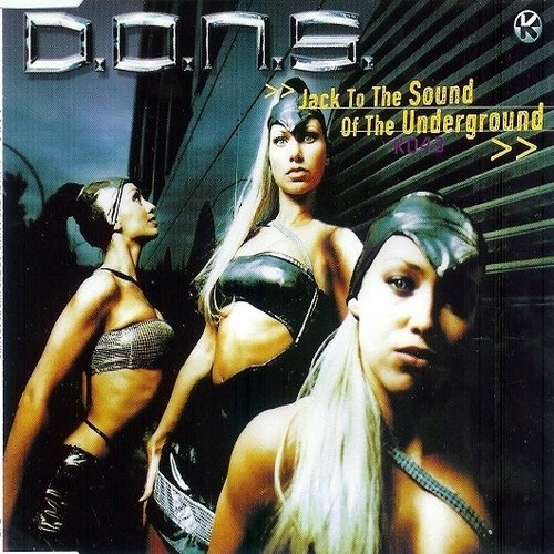 VA - D.O.N.S. - Jack To The Sound Of The Underground (Maxi Single) (1999)