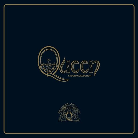 Download Queen - The Studio Collection Special Edition (Vinyl Rip