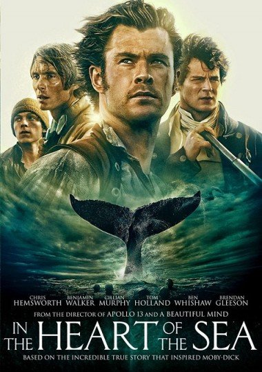 In the Heart of the Sea (2015) Hindi Dubbed 720p BluRay 950MB Download