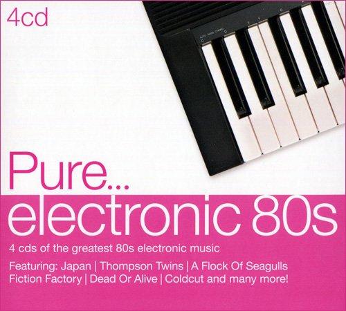 VA - Pure... Electronic 80s (2014) (FLAC) (4CD Box Set)