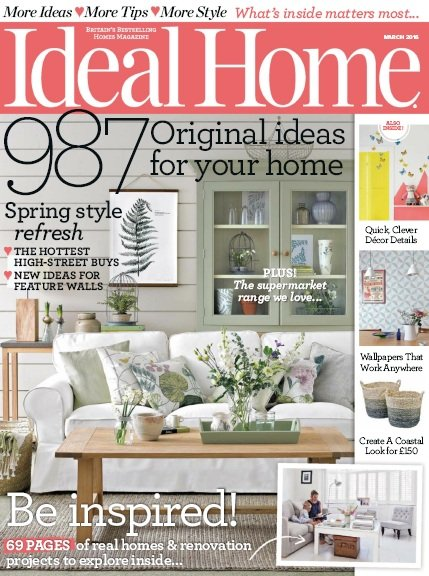Download Ideal Home UK - March 2016 (True PDF) - SoftArchive