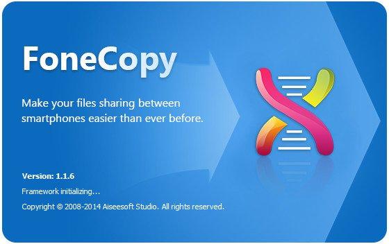 Aiseesoft FoneCopy 1.2.18 Multilingual