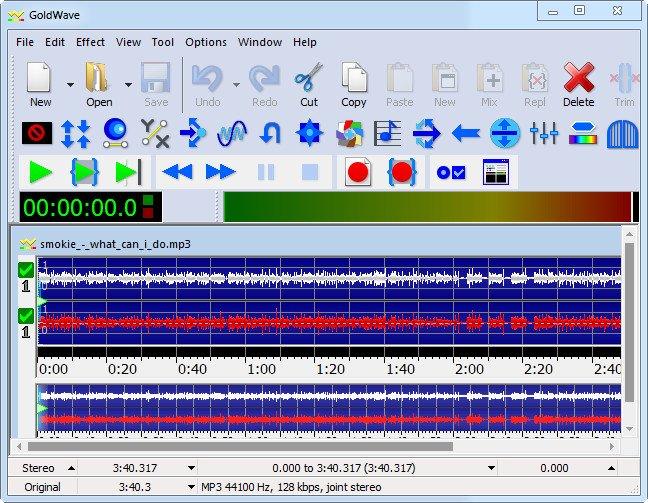 لاضافة التأثيرات الصوتية ملفات الميديا GoldWave 6.29 keygen 2018,2017 BWgVr0jyaBTToVQG1SXU