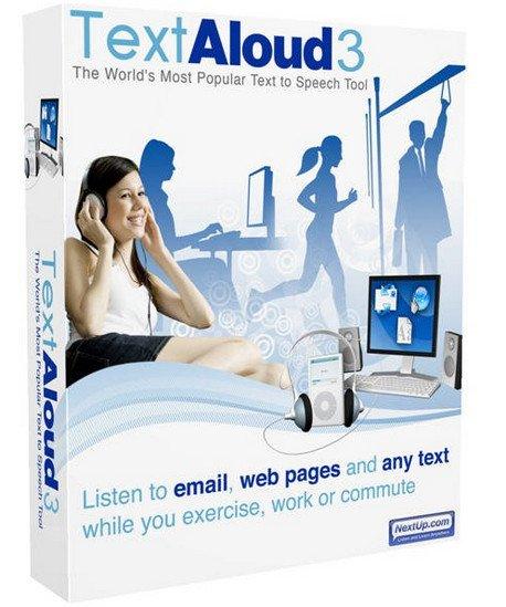 NextUp TextAloud 3.0.113 Portable