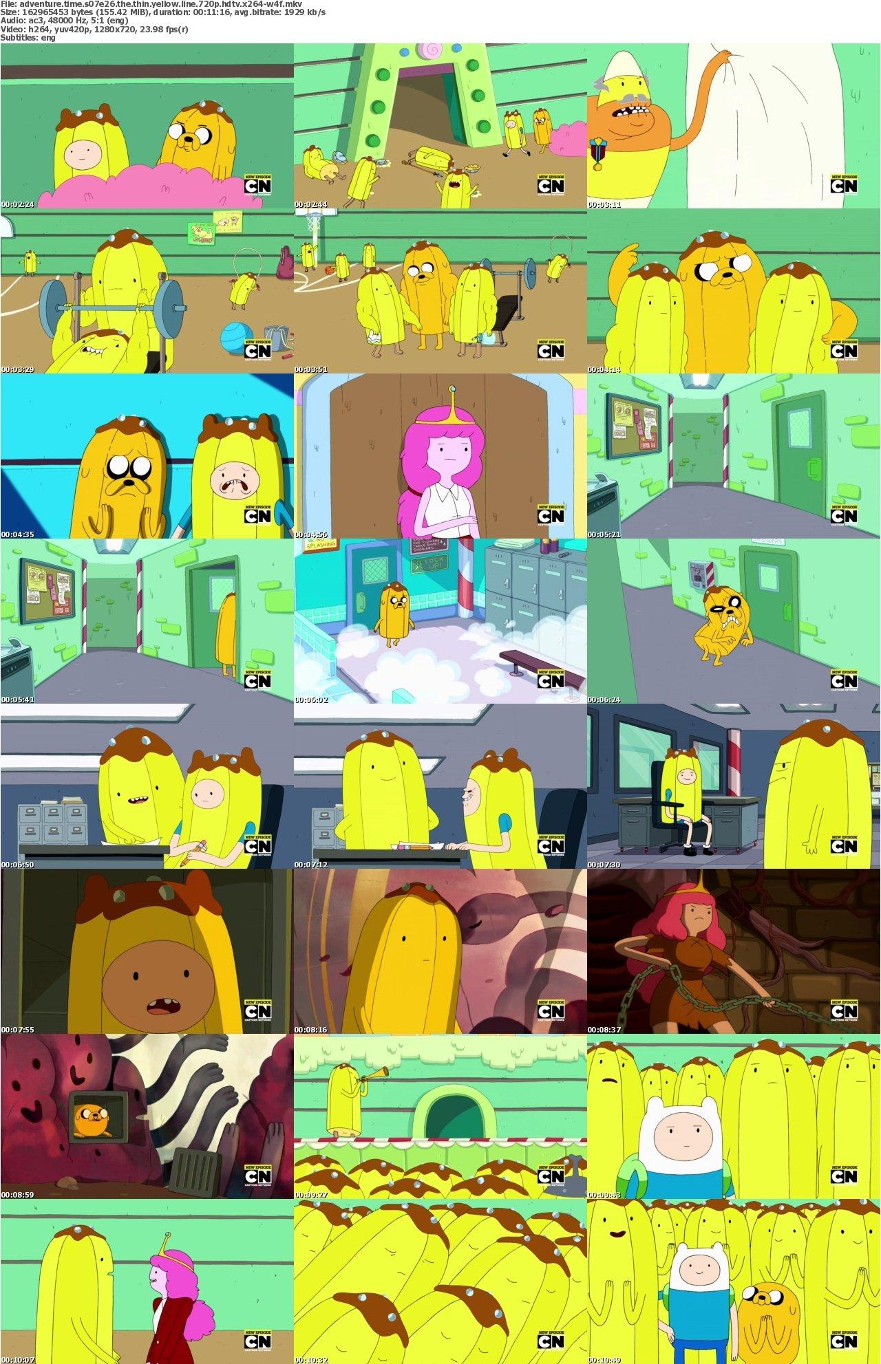 Adventure Time 720p