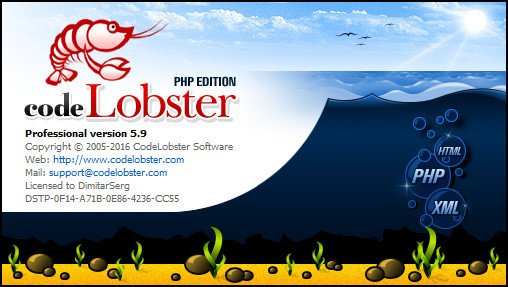 CodeLobster PHP Edition Pro 5.12 Multilingual