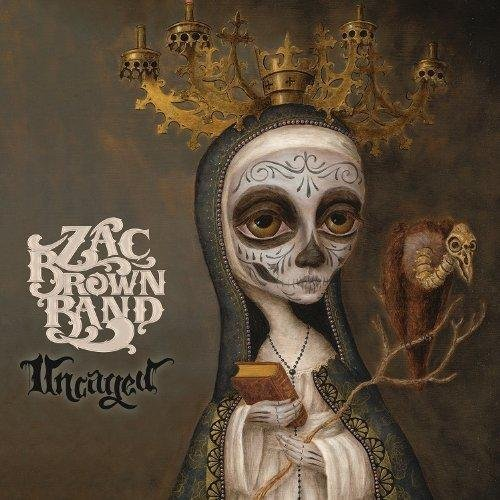 Zac Brown Band - Uncaged (2012) HDtracks