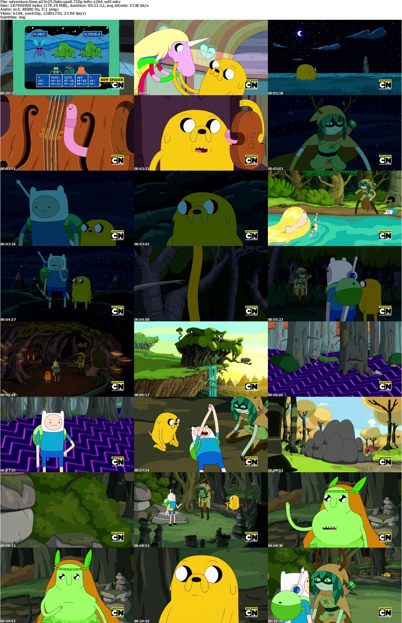 Download Adventure Time S07E25 Flute Spell 720p HDTV x264 ...