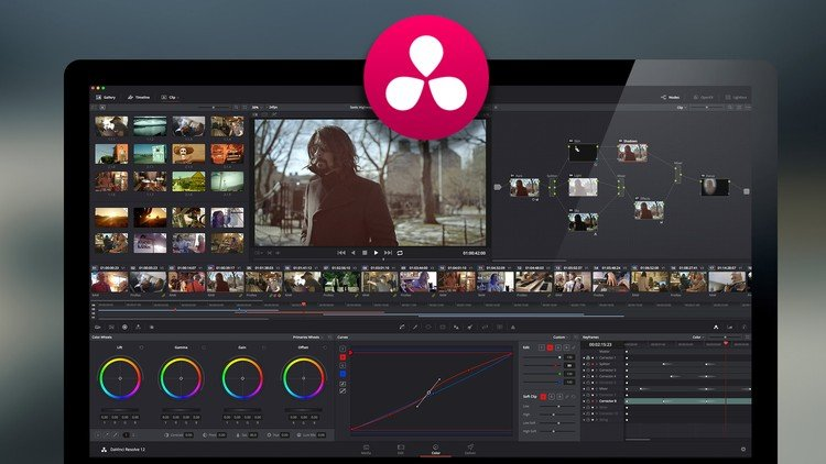 Download Video Editing With Davinci Resolve 12 Free Pro