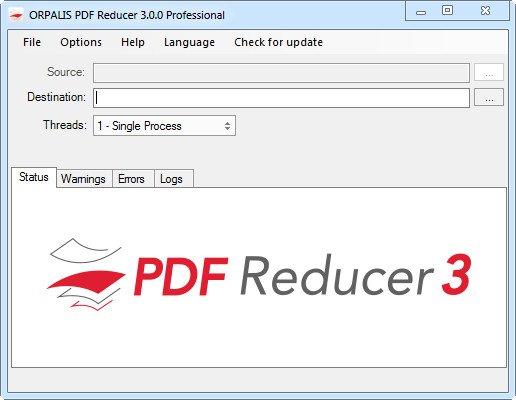 ORPALIS PDF Reducer Professional 3.0.20 Multilingual
